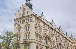 Hotel Paris-Prague-exterior