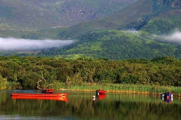 Jung in Ireland | Lakes of killarney