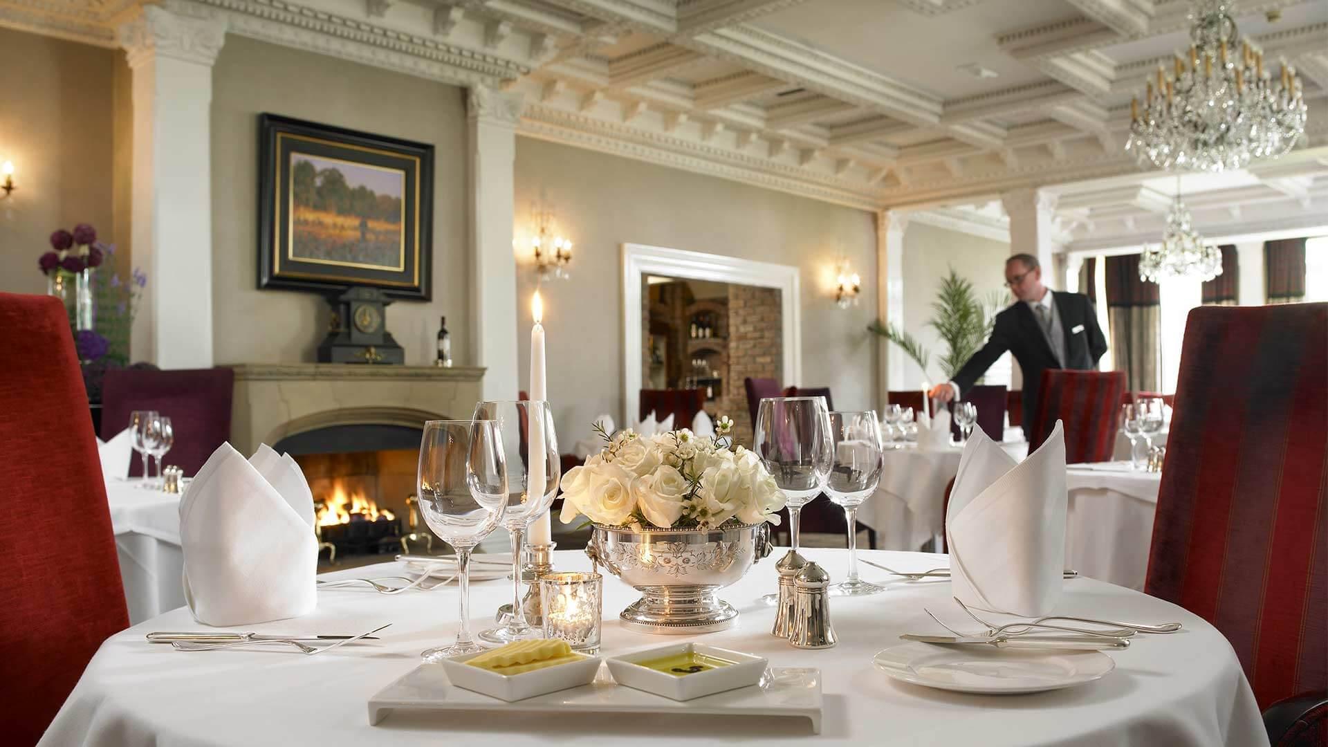 Killarney Park Hotel Dining