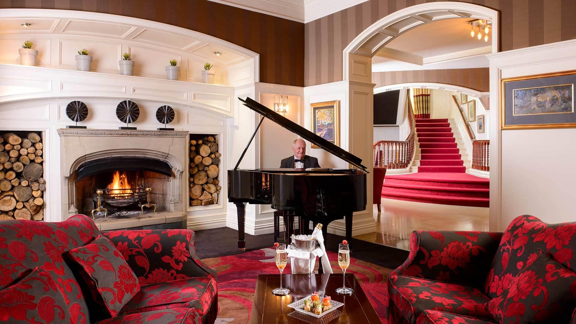 Killarney Park Hotel Lobby