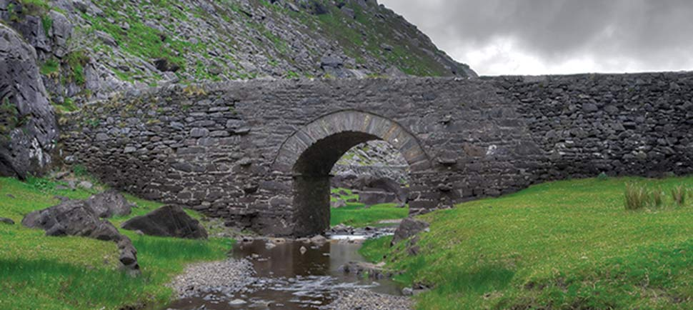 In Ireland we weave the island's stunning scenery with Jungian themes to explore the relationship between the landscape, myths, music, and our own psychological journeys.